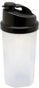 The Tank shaker bottle