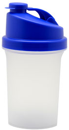 Zen shaker bottle