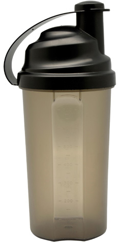 Ra custom shaker bottle