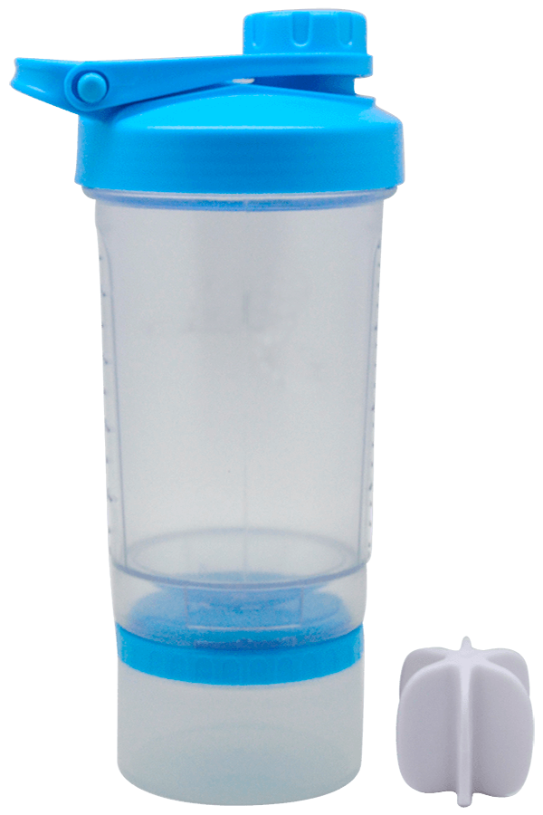 Weightlifter custom shaker bottle