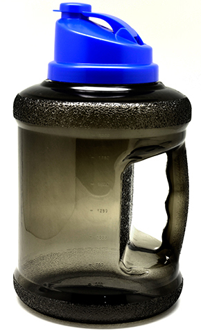 Lifting Jug custom shaker bottle