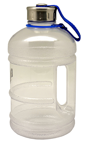 Gym Jug custom shaker bottle